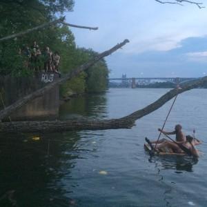 raftshot